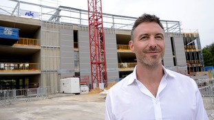Entrepreneur James Layfield says new rates could 'cripple' new business