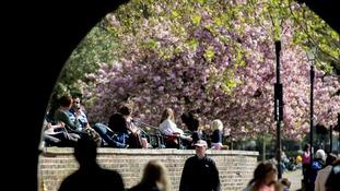 London set to be hotter than Menorca, Majorca and Sardinia
