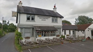The Richmond Arms in West Ashling, Sussex