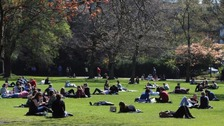 UK set to be 'hotter than Mediterranean' next week