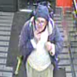 Police also seek a possible witness seen walking in the area of Bury St Edmunds that the RAF gunner was last seen.