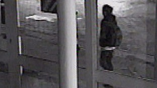 CCTV footage showed another possible witness officers would like to trace.