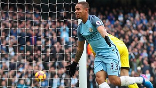 Man City boss Pep Guardiola unsure if Gabriel Jesus will play again this season