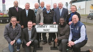 Major road in Coventry renamed after football legend Jimmy Hill
