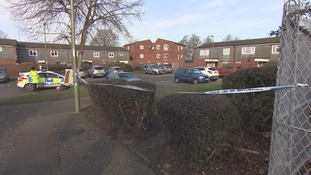The shooting took place on Monday 13th February
