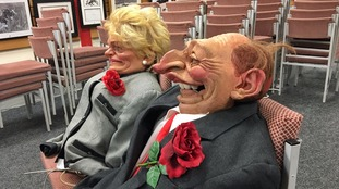 'Bring back Spitting Image' says Lord Kinnock as his puppet goes up for auction