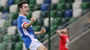 Linfield took a point but their title challenge may have faded.