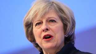 Theresa May to oversee new domestic violence law
