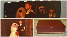 Can you help reunite lost wedding pictures with owner?