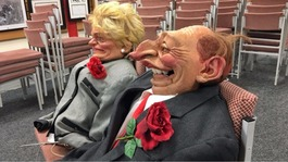 Kinnock Spitting Image puppets fetch £3,400 at auction