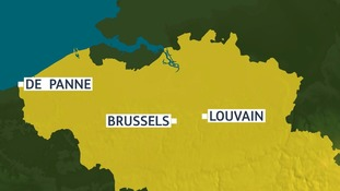 One dead after passenger train derails in Belgium