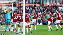 Lincoln City make history with last-gasp win at Burnley
