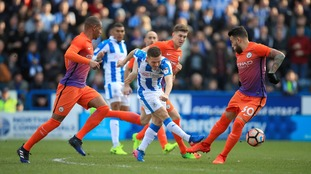 FA Cup match report: Huddersfield 0-0 Man City