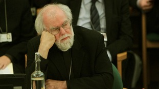 Women bishops vote Archbishop of Canterbury