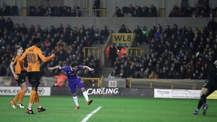 FA Cup match report: Wolves 0-2 Chelsea