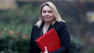 Karen Bradley said the government wants to protect the 'crown jewels' of sports