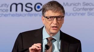 Bill Gates warns of bio-terrorism catastrophe