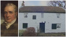The birthplace of railway pioneer George Stephenson.