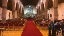 St Aidan's Church Carlisle celebrates flood recovery