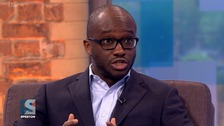 Prisons Minister Sam Gyimah.