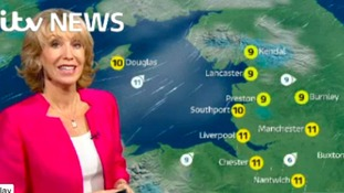 Here's Emma with the weather