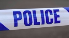 Arrested man has threatening injuries after domestic incident in Abercanaid