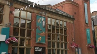 The museum and art gallery has closed until 2018 while a major expansion is carried out.