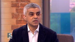 Sadiq Khan refuses to rule out a driving ban in central London in a bid to cut pollution