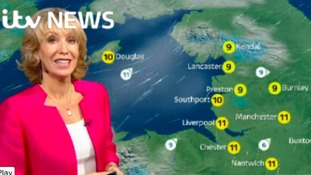Here's Emma with your weather for the new week