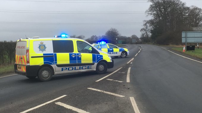 Serious Crash Closes A689 Near Carlisle Border Itv News