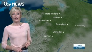 West Midlands Weather: Staying cloudy with patchy rain
