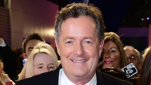 Piers Morgan pulls out as TV awards host after campaign to ban him