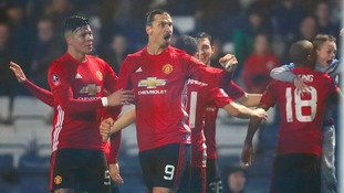 FA Cup match report: Blackburn 1-2 Man United