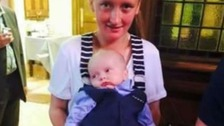 Can you help find missing mum and baby from Kent?