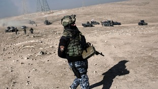 Mosul campaign: Iraqi troops closing in slowly on ISIS-held western half of city