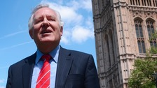 Lord Hain in bid to force changes to Brexit Bill