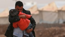 At least 350,000 children trapped in Mosul as battle intensifies