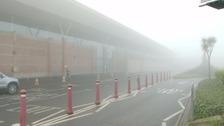 Fog wreaks havoc again for travellers