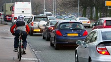 Manchester revealed as second most congested city in UK