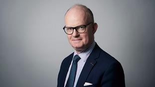 Max Hill: Home Secretary names UK's new terror laws watchdog