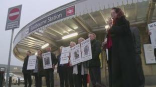 Business leaders say rail dispute is threatening economy
