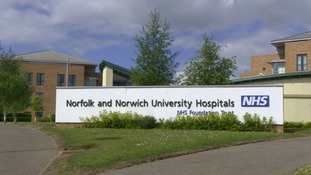 Norfolk and Norwich hospital out of financial special measures