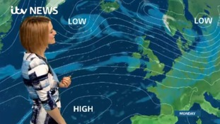 Weather: Afternoon update with Kerrie Gosney