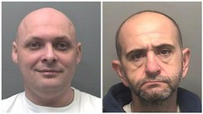 Swansea men jailed after stealing from surfers' cars