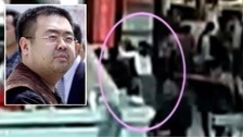 CCTV captures moment of Kim Jong-nam airport attack