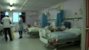 'Overwhelmed' NHS Trusts 'overspend by £300 million'