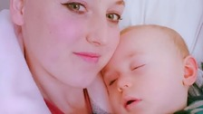 Breastfeeding mother credits baby with detecting her cancer