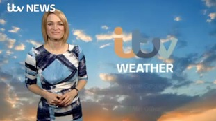 Latest weather update with Kerrie