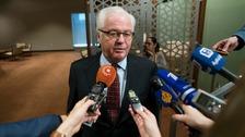 Russia's UN ambassador Vitaly Churkin dies aged 64