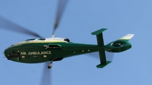 The Great North Air Ambulance.